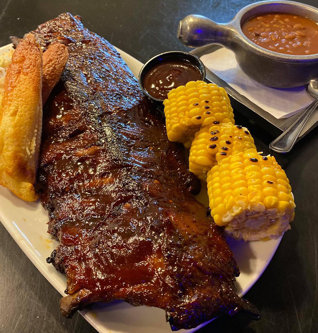 Chatterbox of Long Grove BBQ Ribs