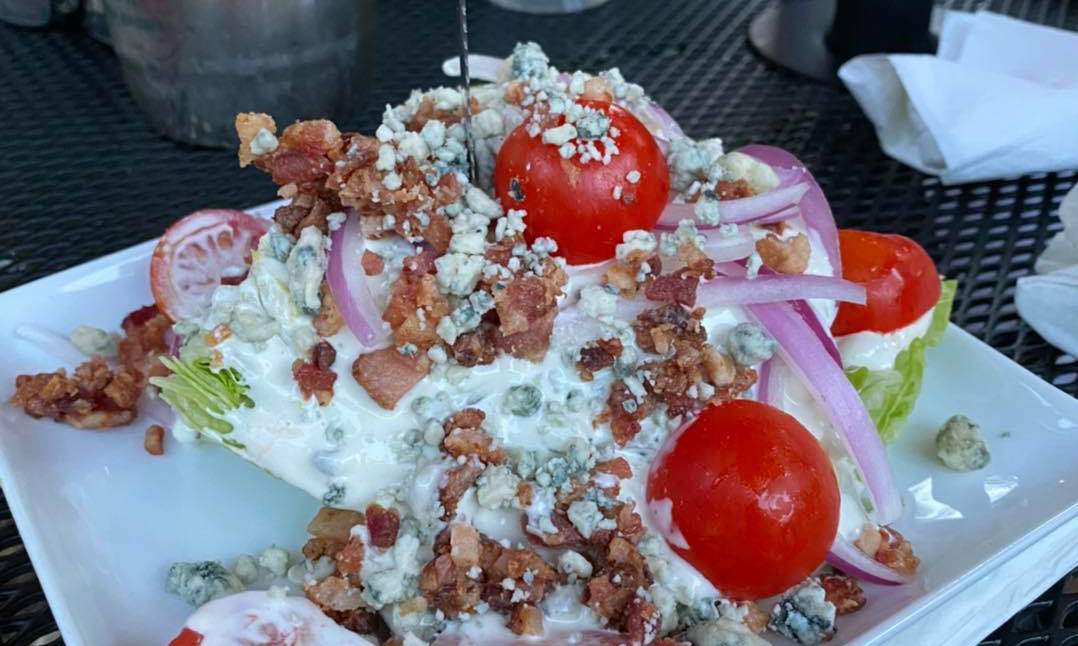 Chatterbox of Long Grove Wedge Salad