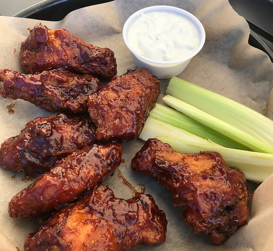 Chatterbox of Long Grove Wings