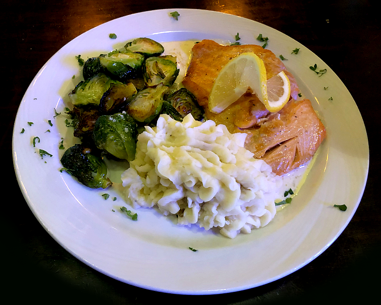 Chatterbox of Long Grove Pan Seared Salmon